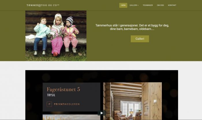 Tømmerbygg & Co AS